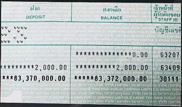 ย้อน 3 ที่สุดโคตรคนดวงดี ถูกหวยรวยอื้อซ่าเกือบ 100 ล้าน - อันดับที่ 2