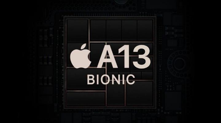 ชิพ A13 bionic