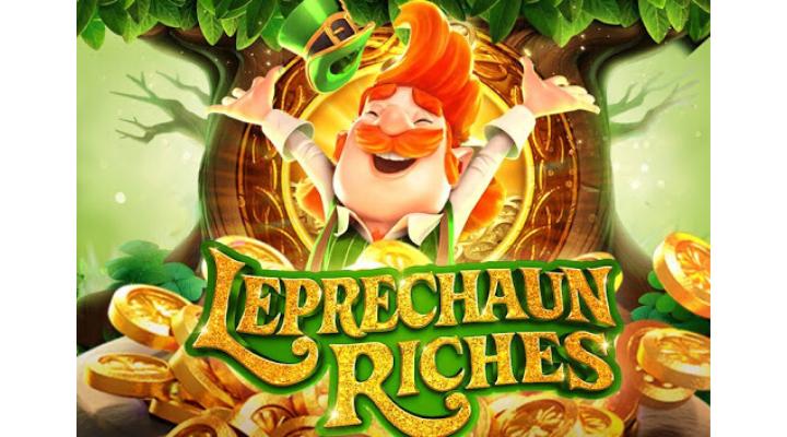 แนะนำ 5 เกมสล็อต PG น่าเล่น Leprechaun Riches