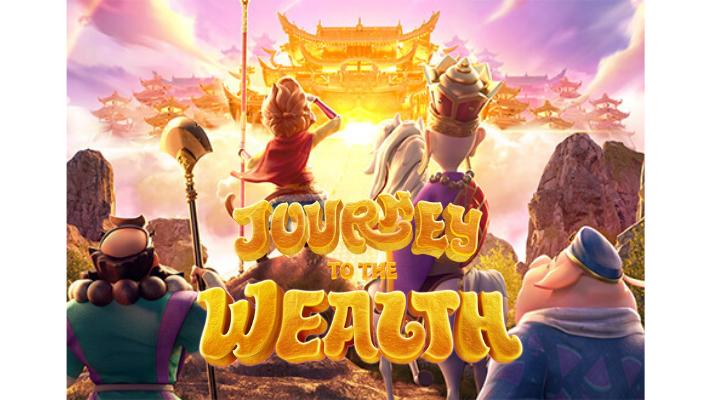 แนะนำ 5 เกมสล็อต PG น่าเล่น Journey To The Wealth