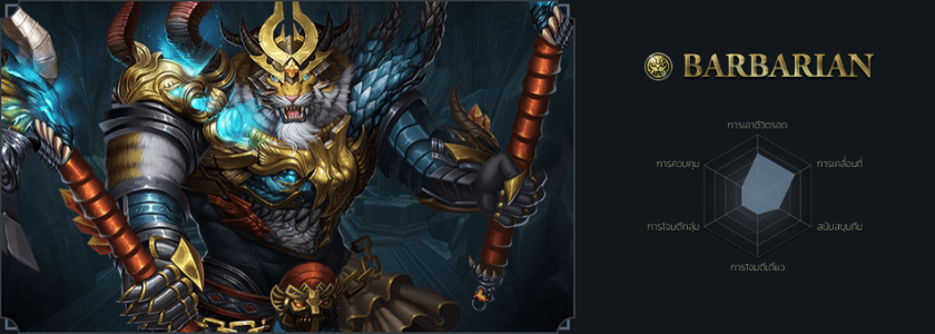 Perfect World - Barbarian